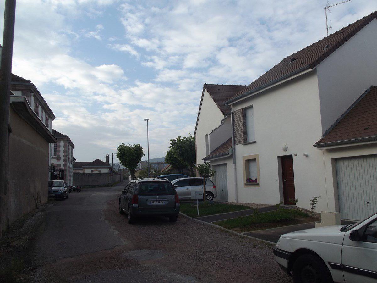 Rue du parc St Jean - 71400 Autun ¤¤¤ Quartier Faubourg d'Arroux ¤¤¤