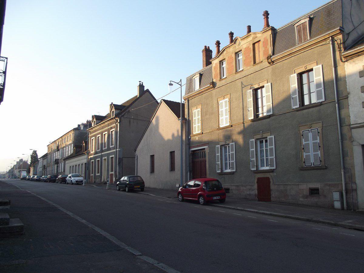 Rue du Faubourg d'Arroux - 71400 Autun. ¤¤¤ Quartier Faubourg d'Arroux ¤¤¤
