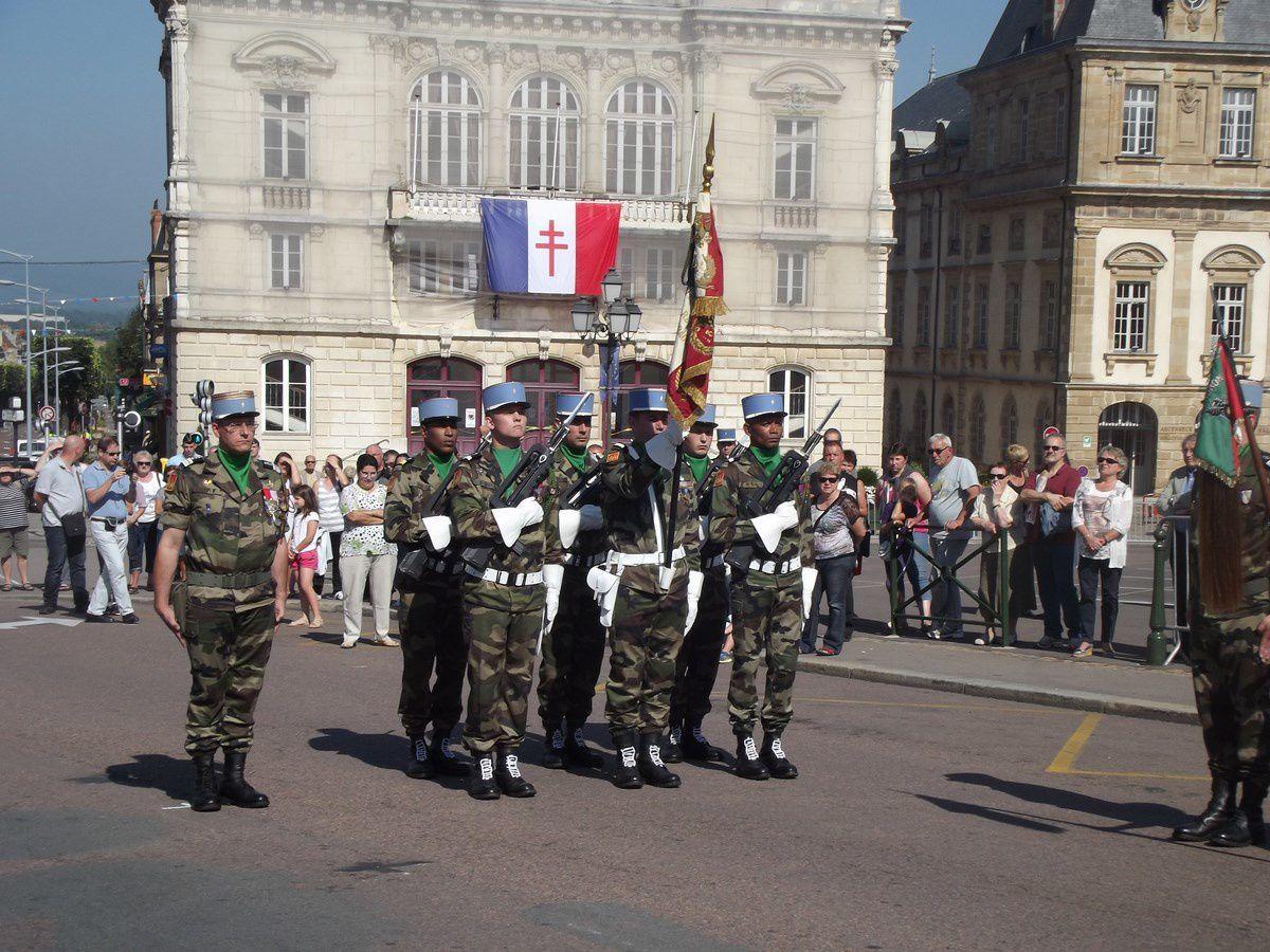 Monument aux Morts - Place du Champ de Mars - 714000 Autun.