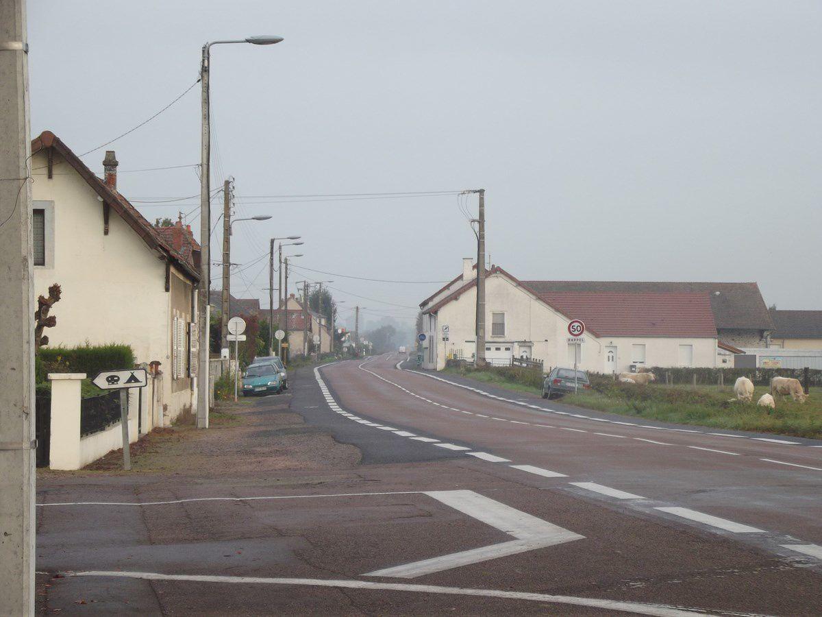 Route de Saulieu - 71400 Autun.