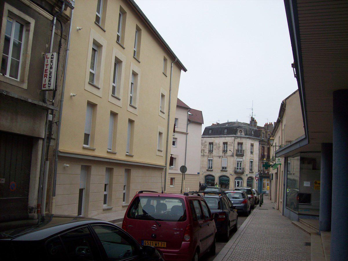 Rue Guérin - 71400 Autun. ¤¤¤ Quartier Marchaux ¤¤¤