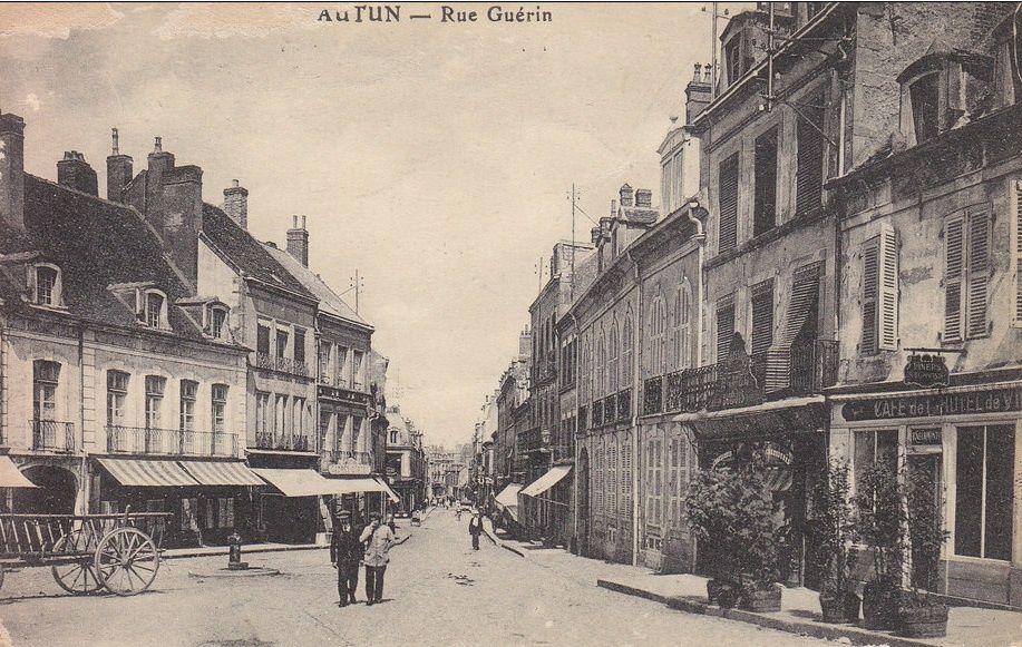 Rue Guérin - 71400 Autun.