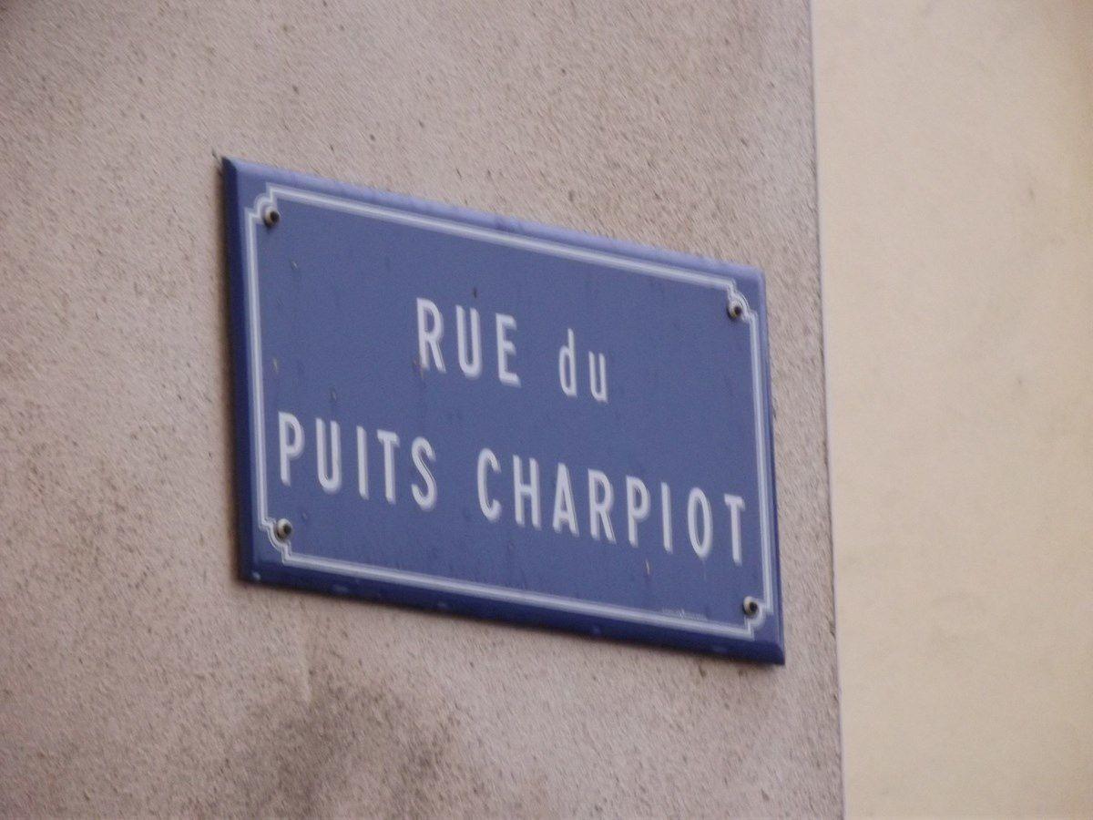 Rue du Puits Charpiot - 71400 Autun.
