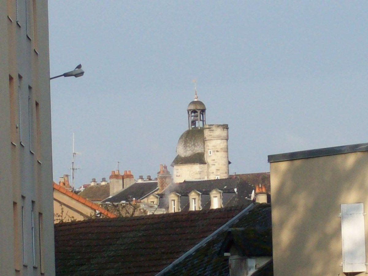 Tour Marchaux - Petite rue Marchaux - 71400 Autun.
