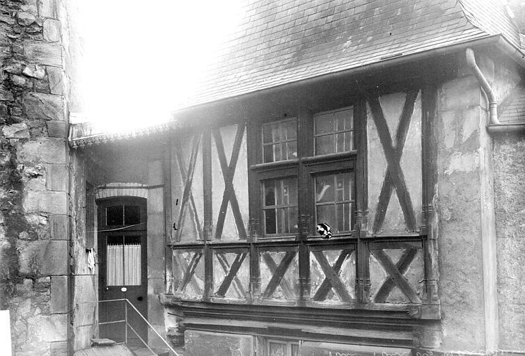 Petite rue Marchaux - 71400 Autun  ¤ Quartier Marchaux 1900 ¤