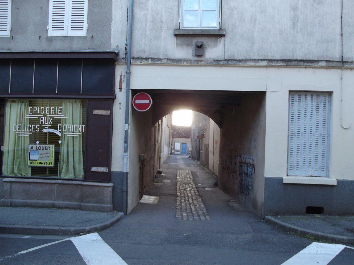 Rue de la Bondue - 71400 Autun.    ¤¤¤ Quartier Marchaux ¤¤¤
