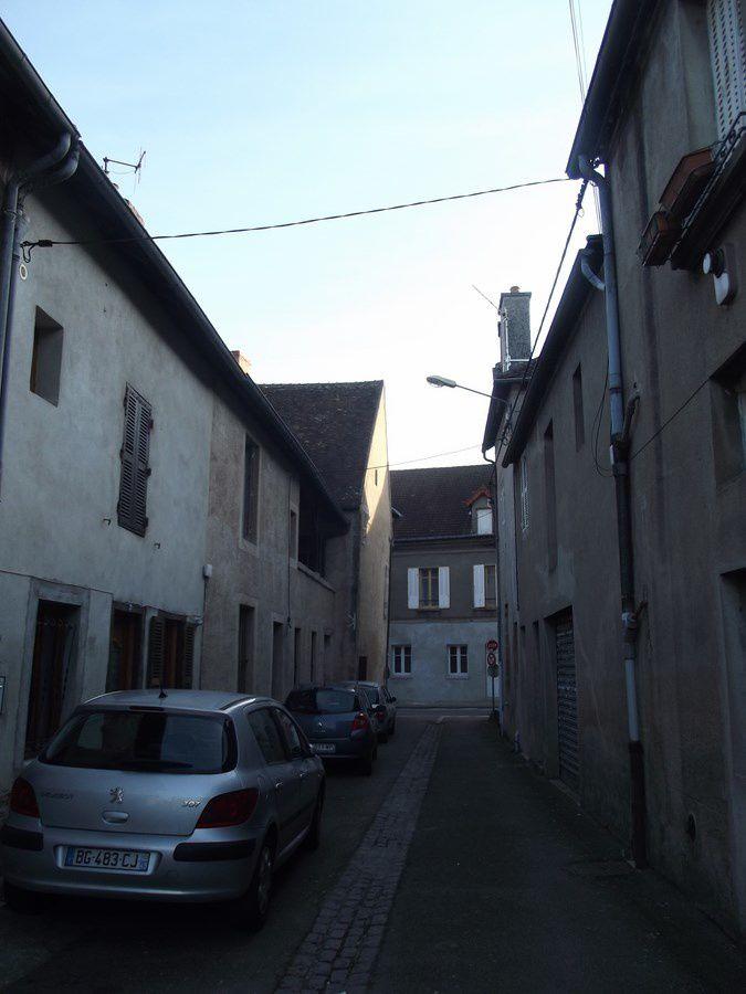 Rue de la Vieille Halle - 71400 Autun    ¤¤¤ Quartier Marchaux ¤¤¤