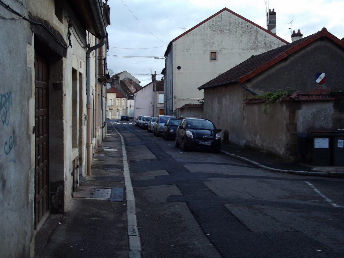 Rue Saint-Nicolas - 71400 Autun.   ¤¤¤ Quartier Marchaux ¤¤¤