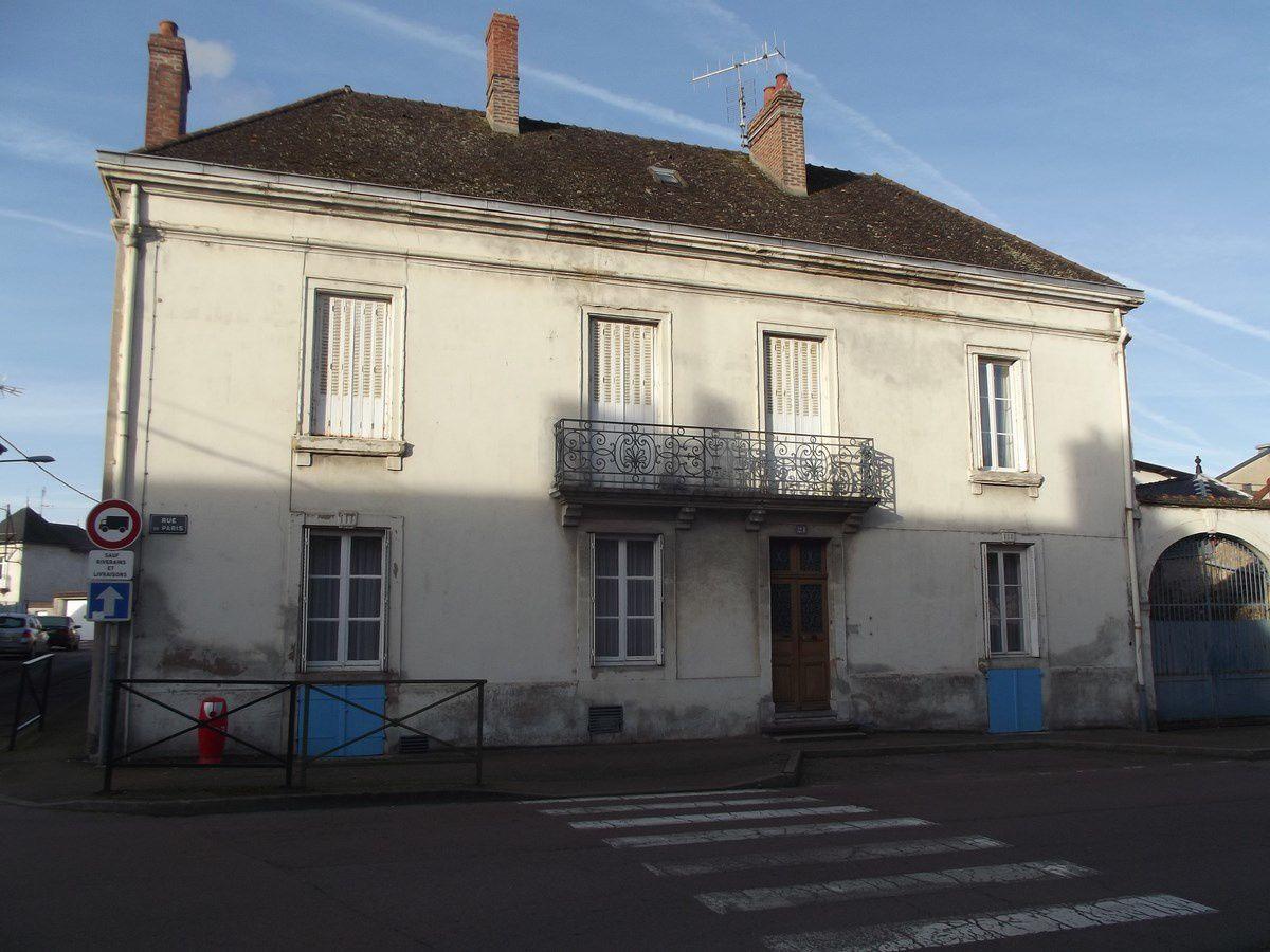 Rue de Paris - 71400 Autun    ¤¤¤ Quartier Marchaux ¤¤¤