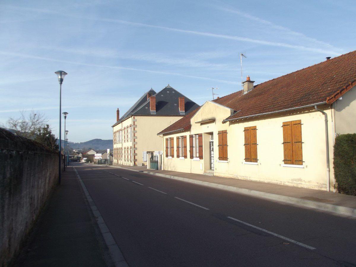 Rue Carion - 71400 Autun.   ¤¤¤ Quartier Saint-Andoche ¤¤¤