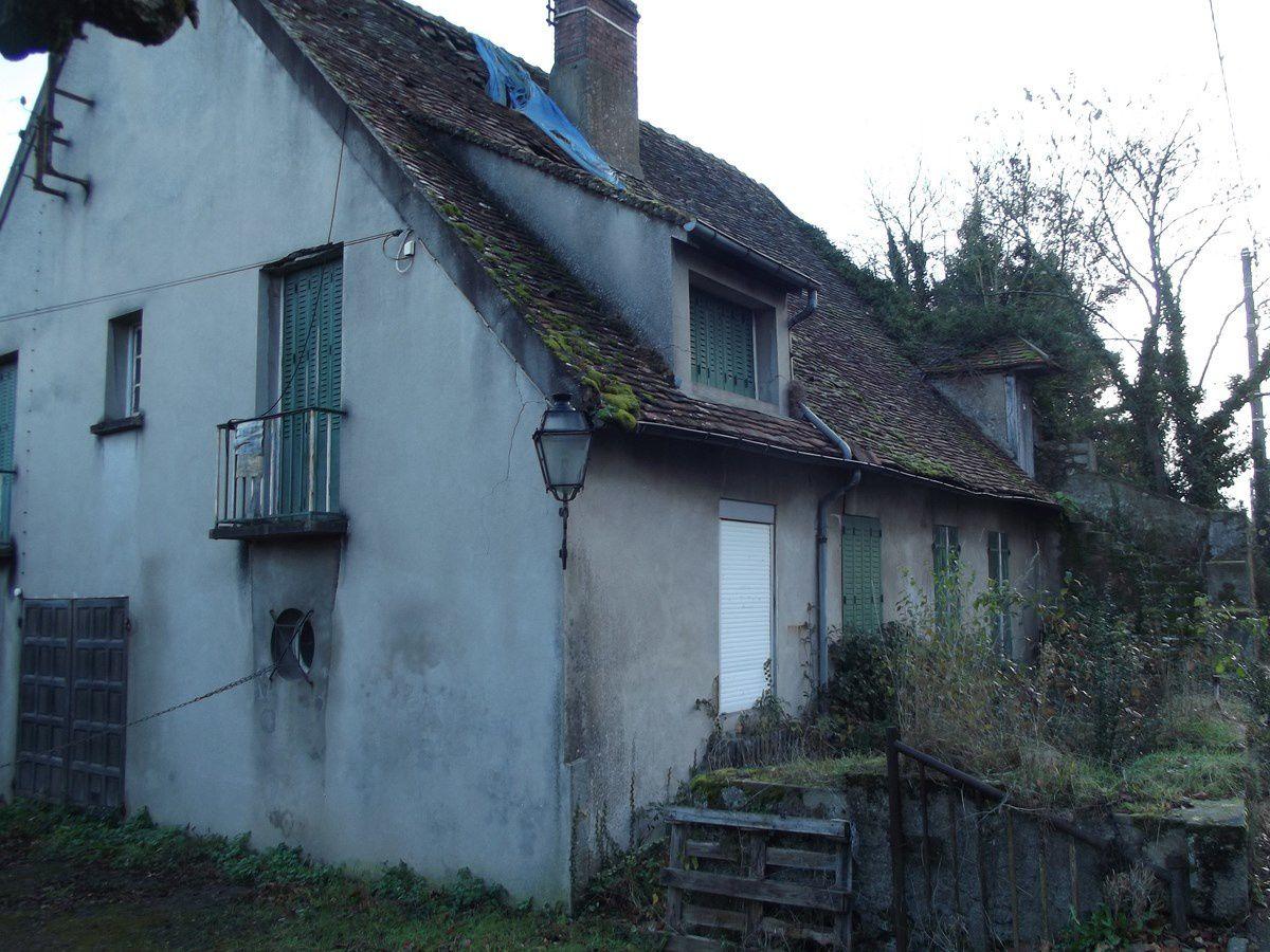 Rue de Gaillon - 71400 Autun. ¤¤¤ Quartier Saint-André ¤¤¤