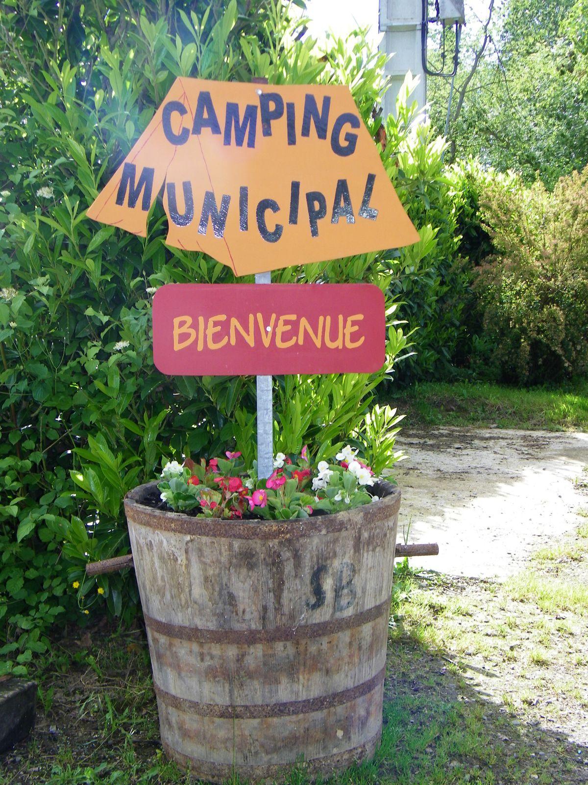 Camping de Simorre... épisode 2