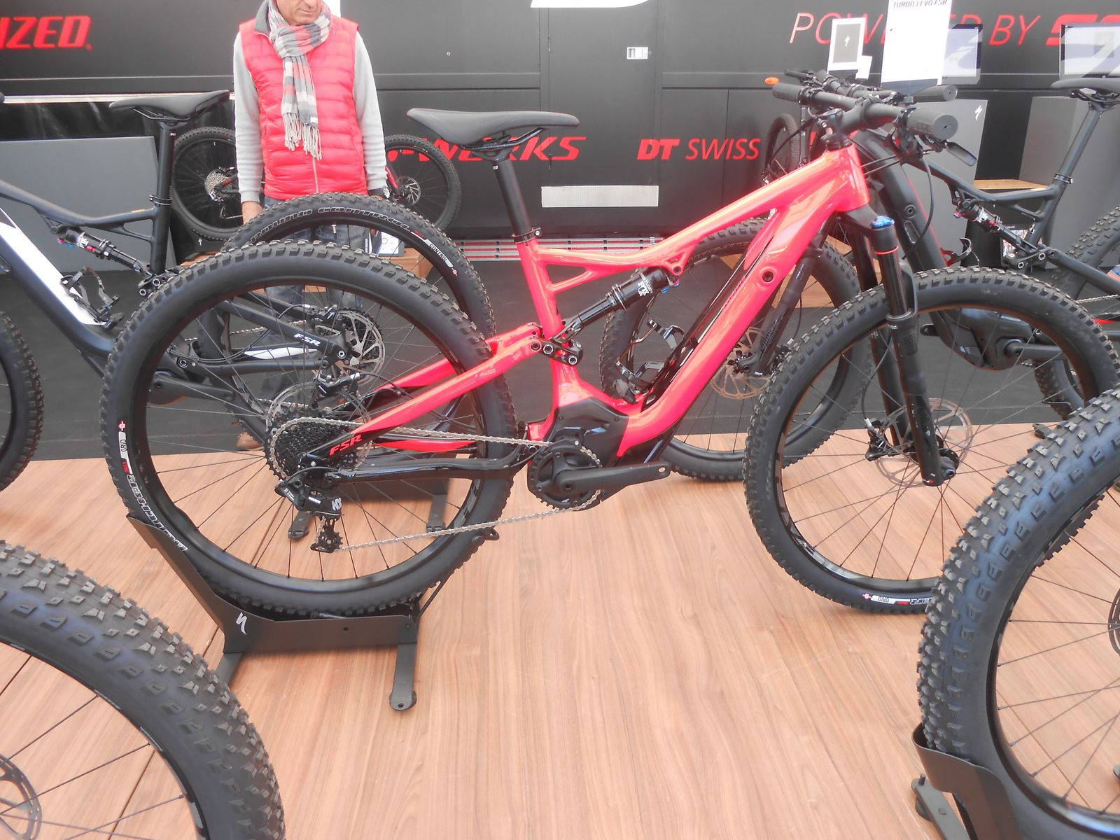 Le VTT electrique by SPECIALIZED