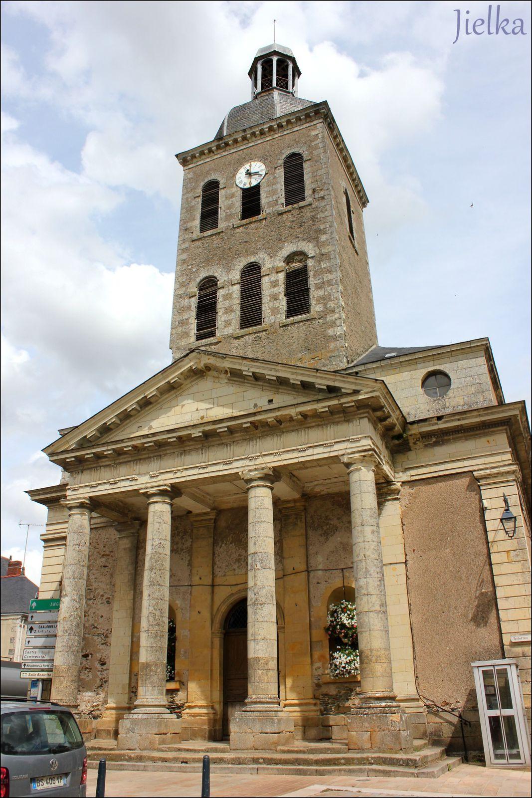 l'église a été construite en 1825