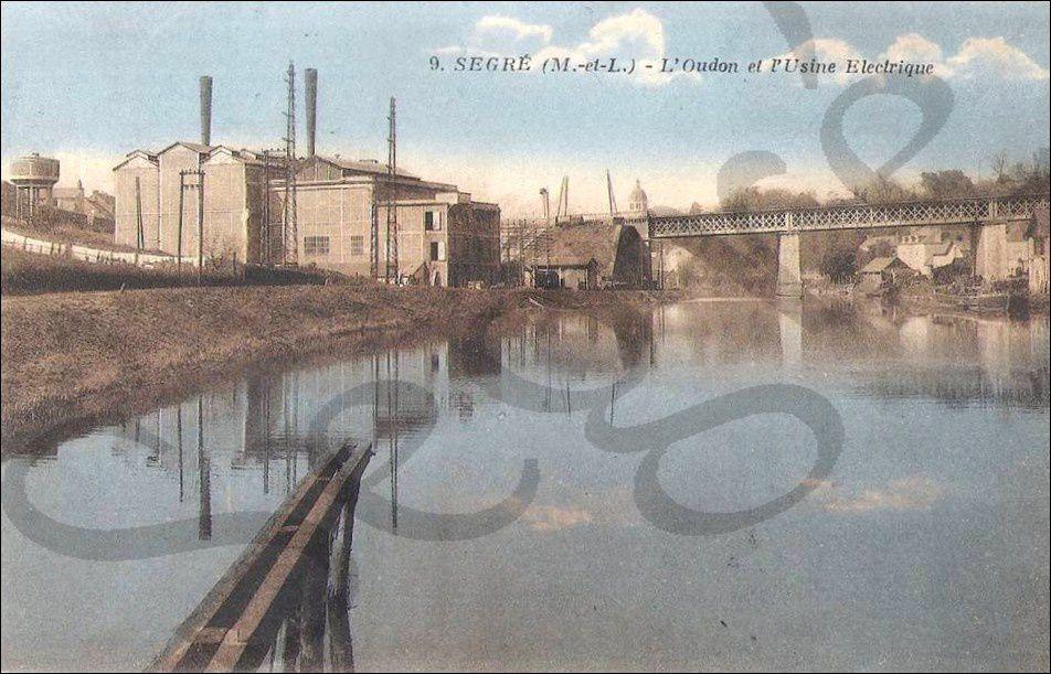 SEGRÉ (L'ancienne usine électrique)