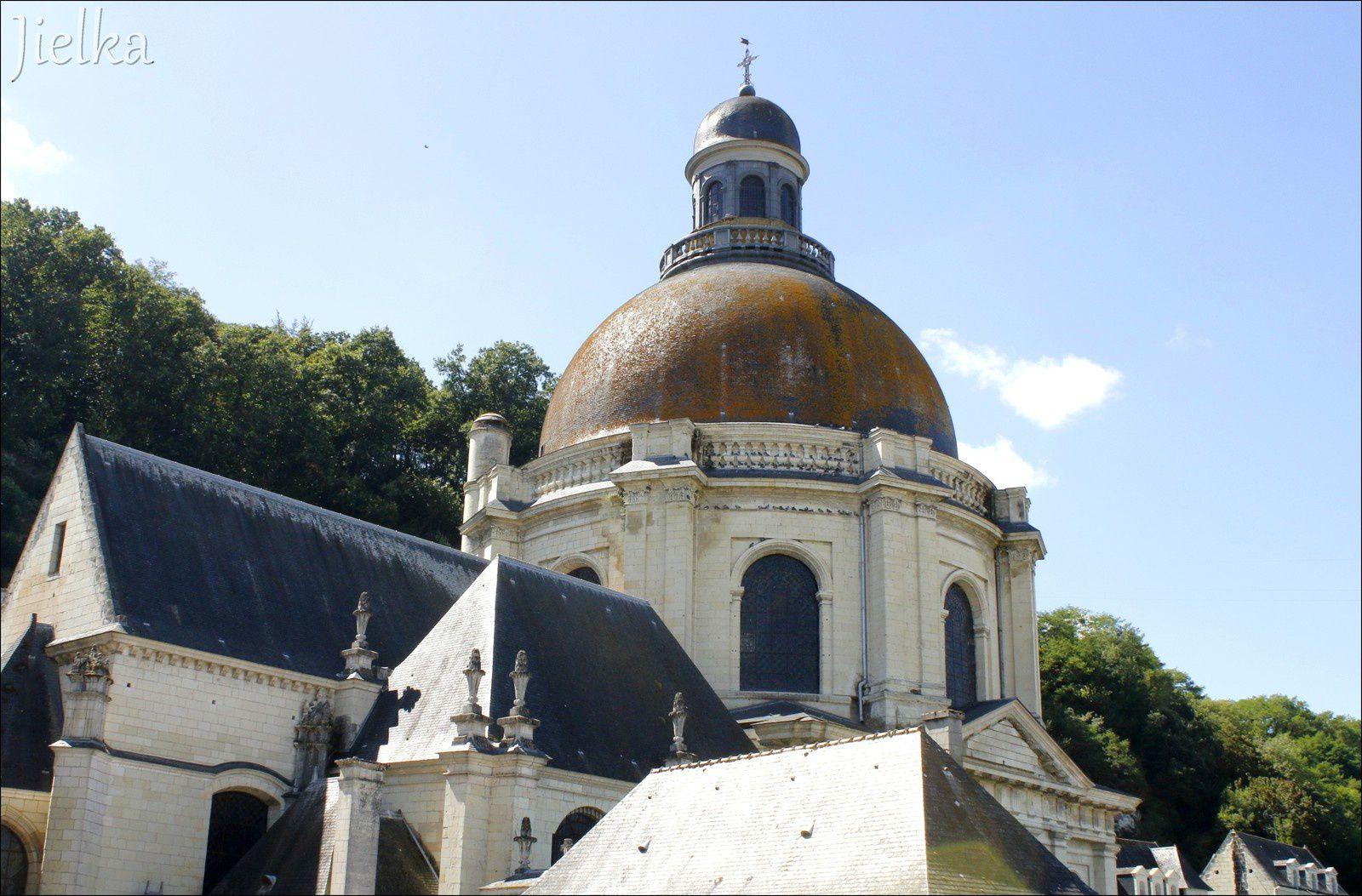 la chapelle notre dame des Ardilliers construite entre 1534 et 1696.