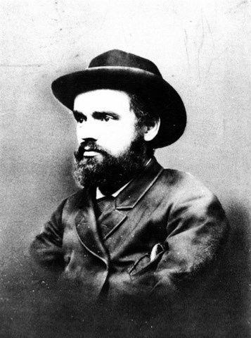Maximilien LUCE vers 1885