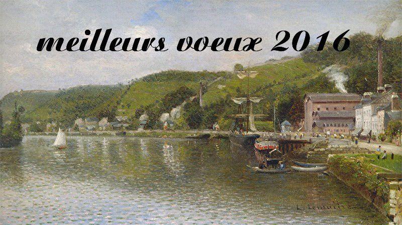 Jules Lemaître -bords de Seine à Croissey - (prop. AER)