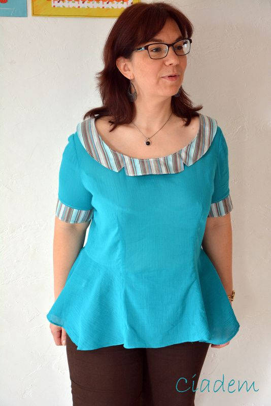 Une Jacinthe dans ma garde robe