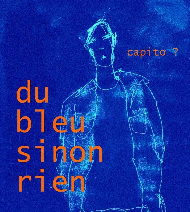 une histoire de bleu