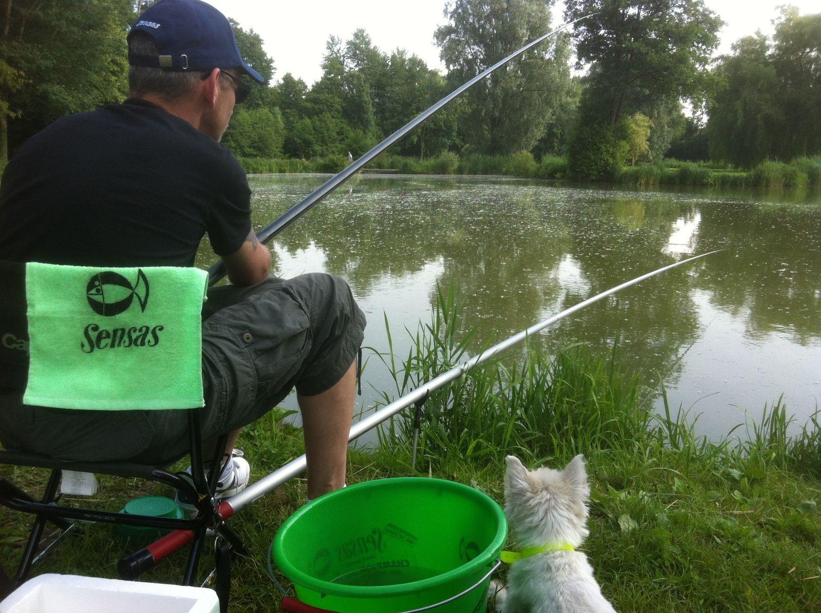 [Journée pêche] Spéciale dédicace à Arthorius59 ^_^