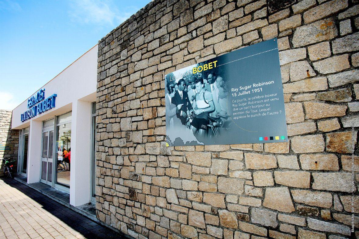 11 mai - 50ème anniversaire de la création de la Thalassothérapie de Quiberon par LOUISON BOBET