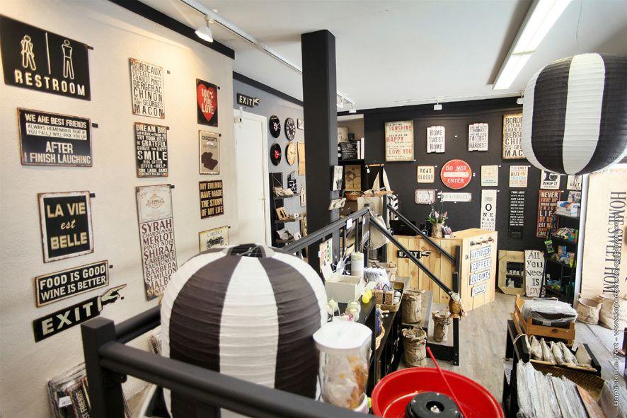 3 juillet 2014 - Reportage du nouveaux magasin de déco d'intérieur &quot&#x3B;At Home Mix&quot&#x3B;