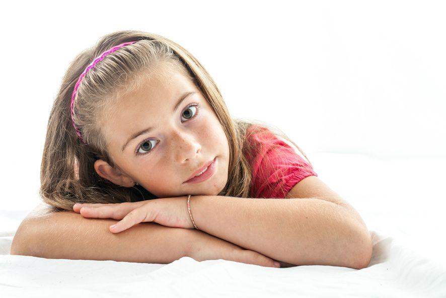 13 août - Portraits de la jeune Cynthia offert par son grand père