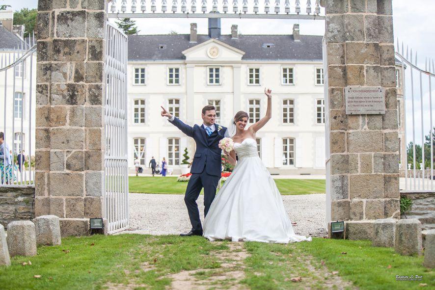 05 septembre - Mariage de Meg et Pierre au châteaux de Beauregard