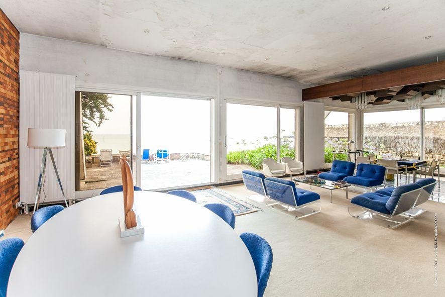 17 août - reportage maison d'Architecte et meubles d'artistes New Yorkais