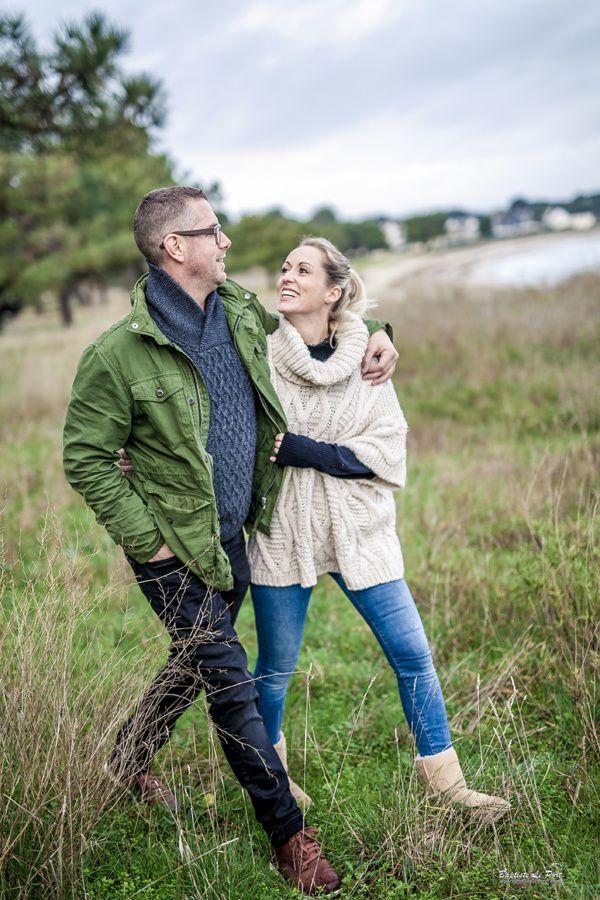 23 décembre - Portrait lifestyle de Sandra et Anthony