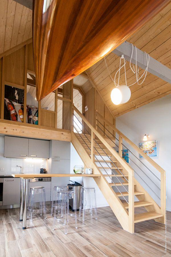 16 février - Reportage décoration d'intérieur dans une vieille bâtisse bretonne