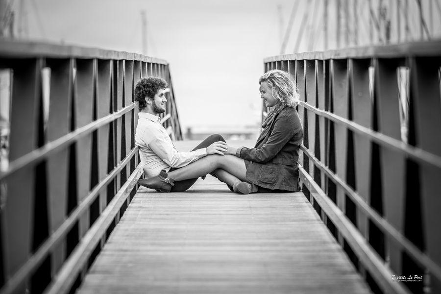11 mai - séance engagement de Vincent et Mathilde