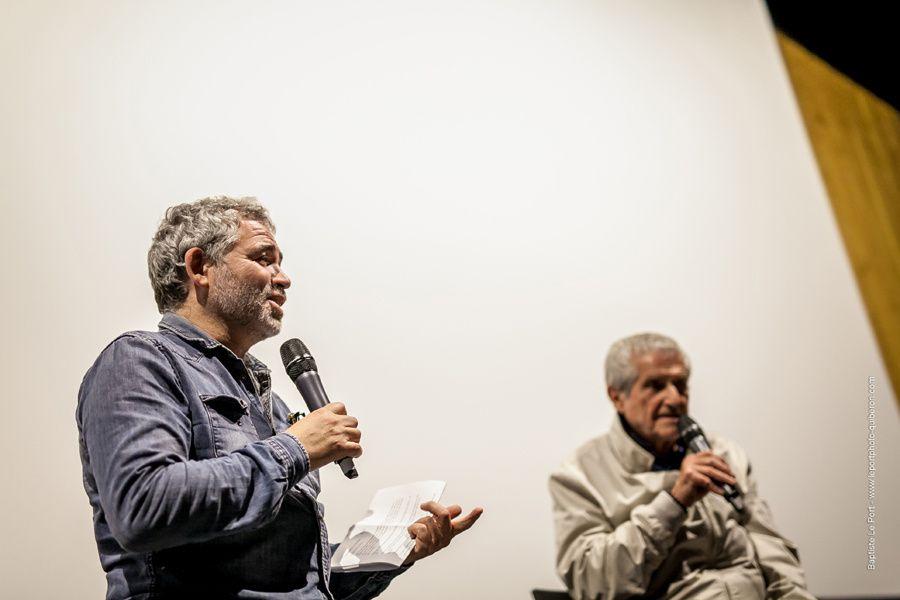 16 juin - Claude Lelouche au cinéma &quot&#x3B;Paradis&quot&#x3B; de Quiberon pour 3 jours exceptionnels