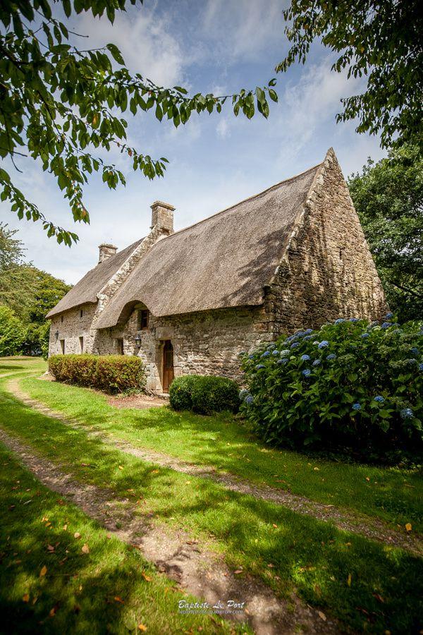 14 Août - Reportage d'une magnifique demeure dans les terres Bretonnes
