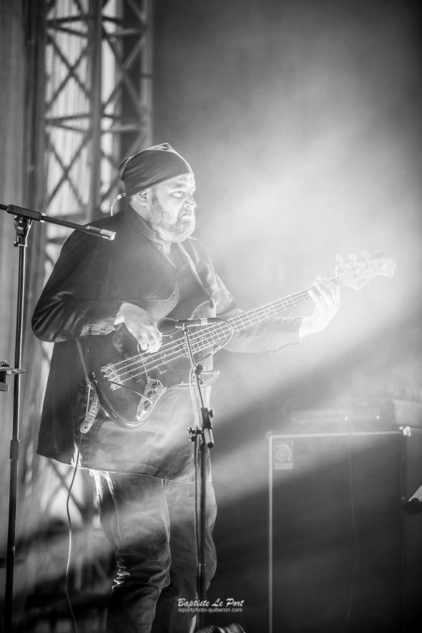 15 Août -  Accréditation pour le concert de Luc Arbogast