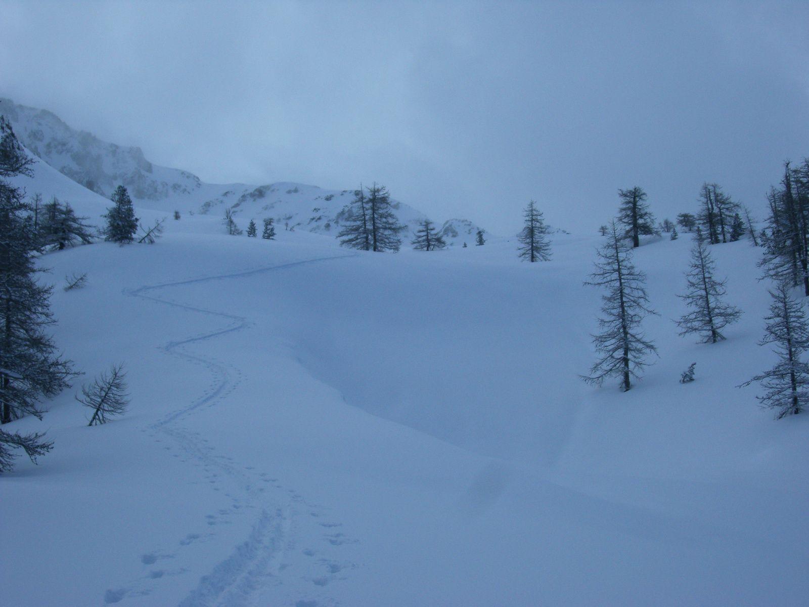 Lacs de Frémamorte (ski de randonnée)