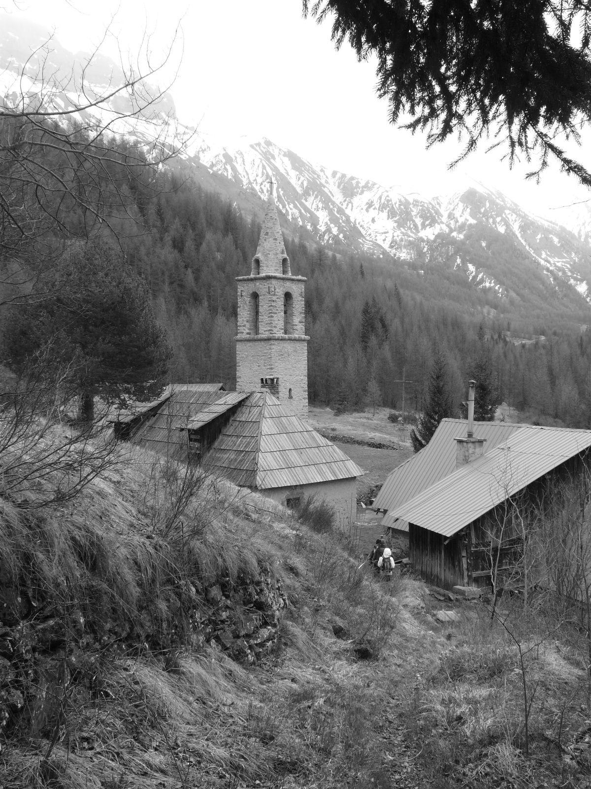 Vallon de la Blanche de Laverq