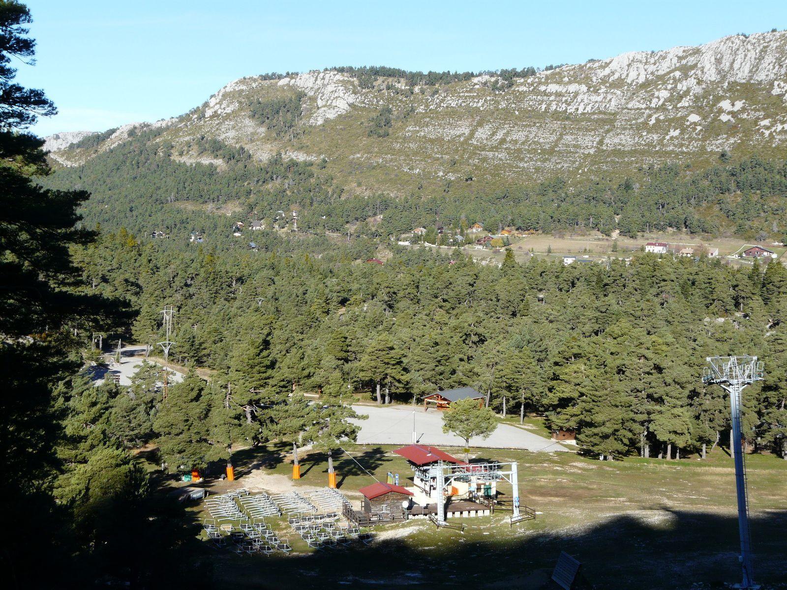 Tour de l'Audibergue (1 642m)
