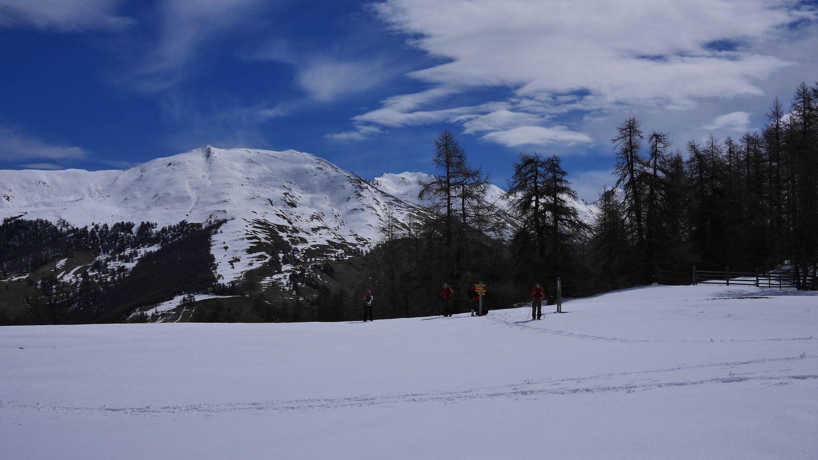 Sommet Bucher (2 254m)