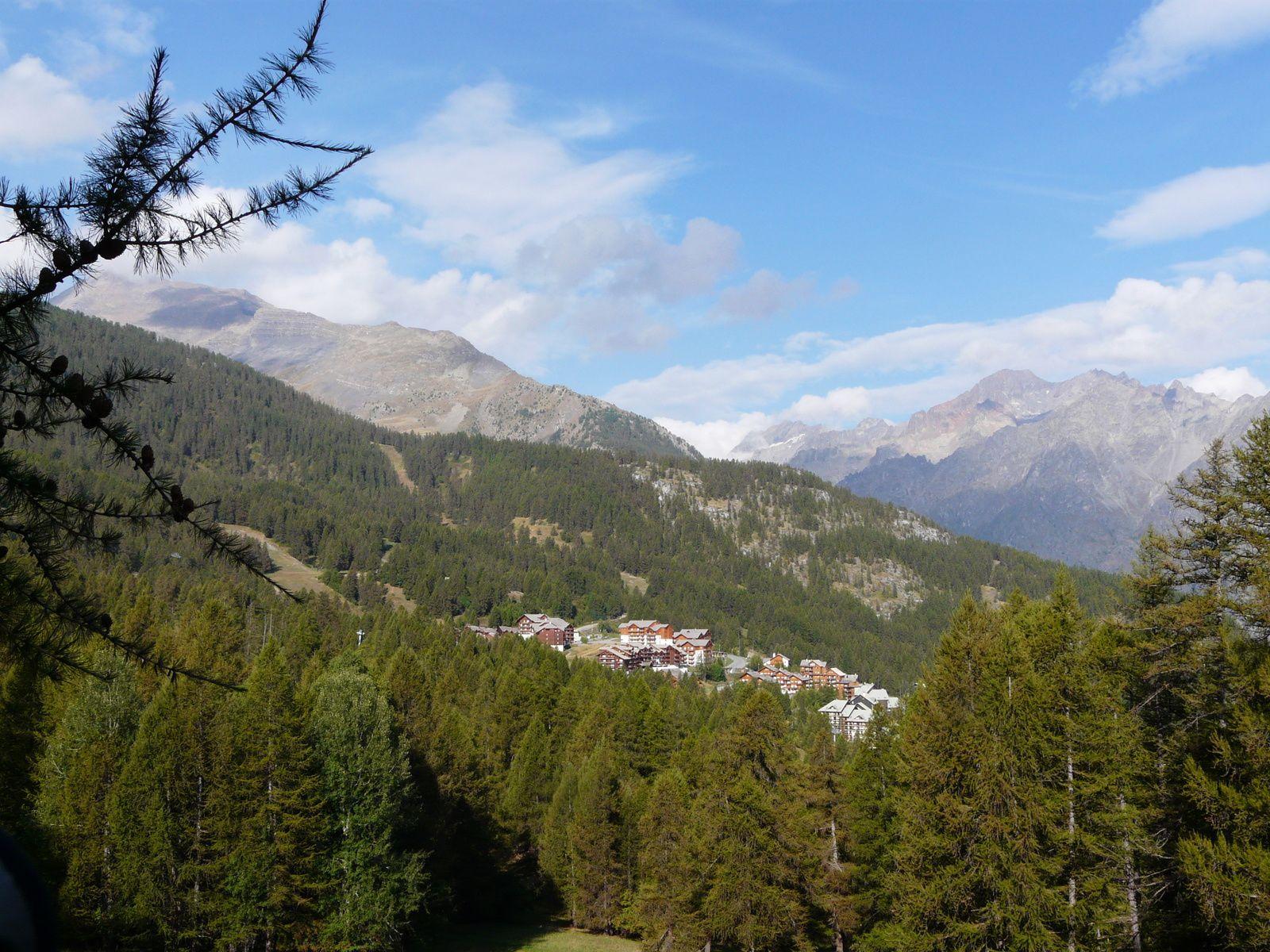 Tête d'Oréac (2 092m)