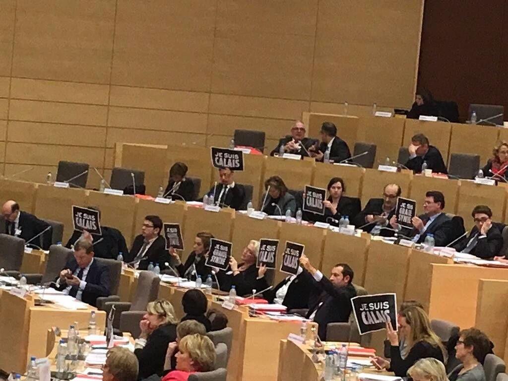 Philippe Eymery demande le démantèlement des camps de migrants #NPDCP