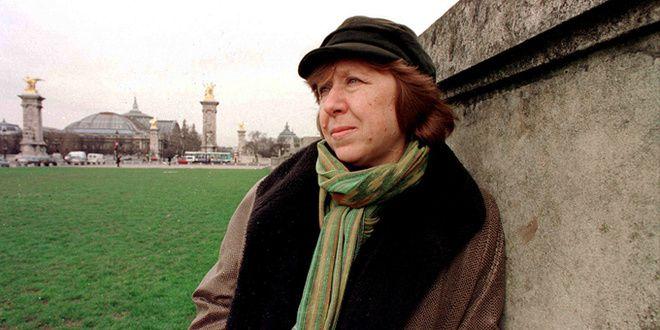 L'écrivaine biélorusse Svetlana Alexievitch était bien placée pour être la 13e femme couronnée par le Nobel de littérature