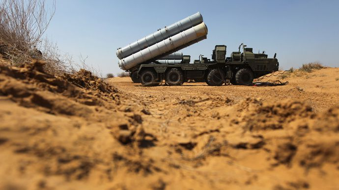 missiles s-300