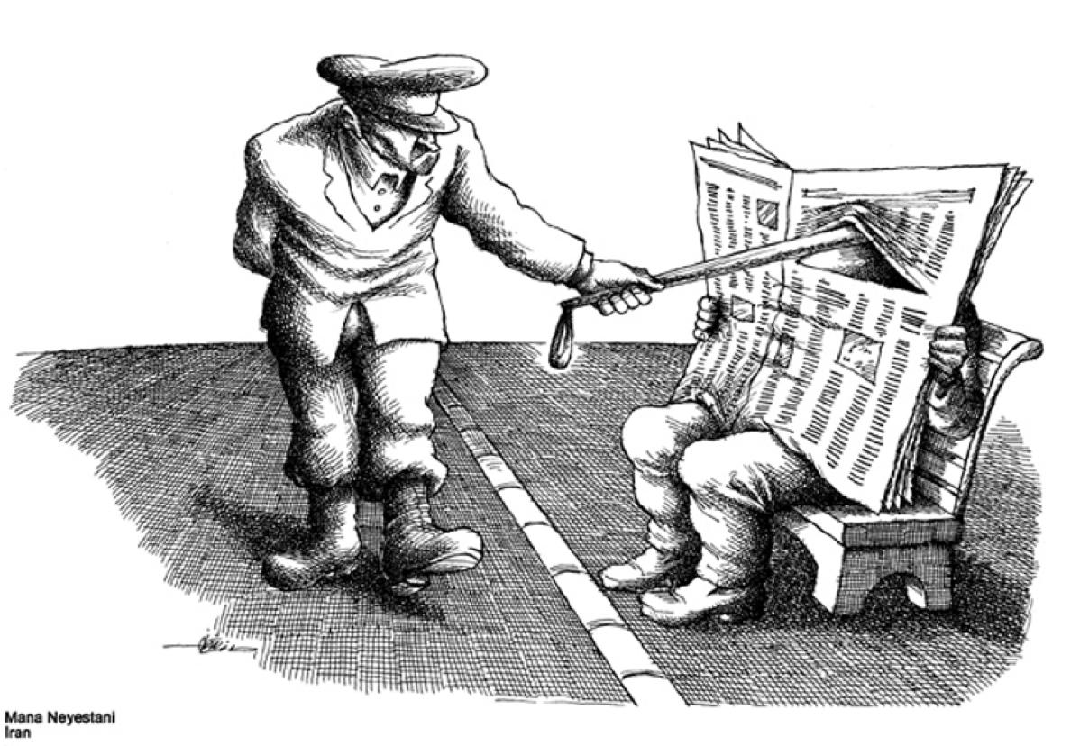 La pression des autorités biélorusses est croissante envers les journalistes à l'approche de l'élection présidentielle