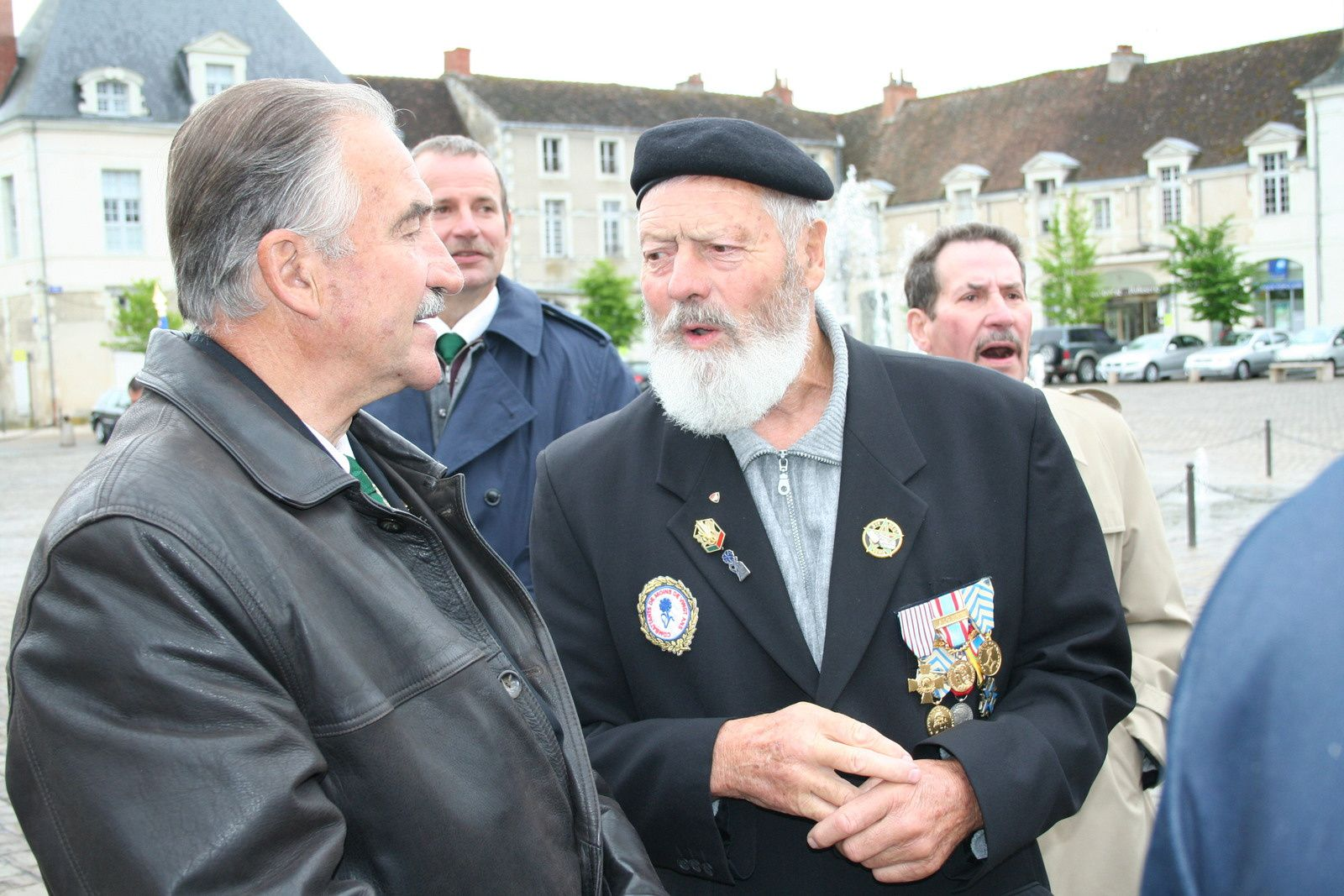 Photos de la cérémonie de Camerone le 26 avril 2014 à Richelieu