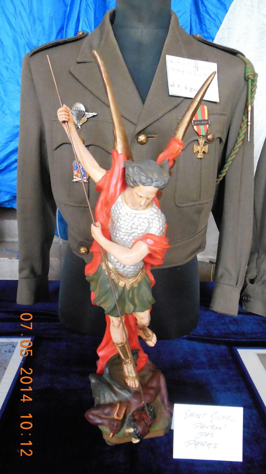 Photos de la Cérémonie de commémoration du 60eme anniversaire de la Bataille de Diên Biên Phu du 7 mai 2014 à Tours
