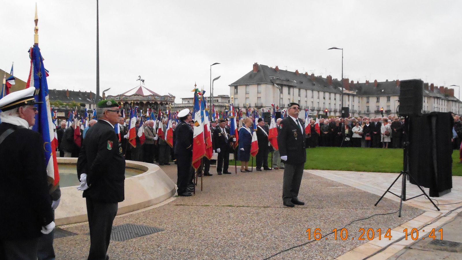 Un mémorial pour tous les morts d'Afrique du Nord