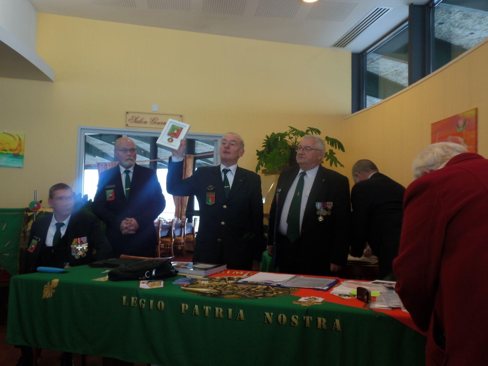 Photos de l'AG de l'AALE de la Vienne - le 8 janvier 2017 à Poitiers