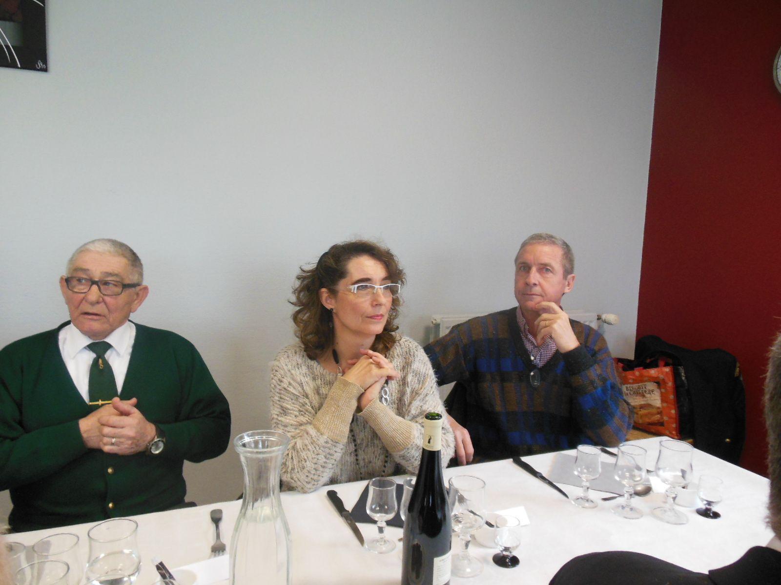 Photos de l'assemblée générale de l'Amicale des Anciens de la Légion Etrangère d'Indre et Loire du samedi 11 février 2017